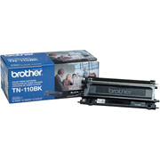 Brother TN-110BK (Brother TN110BK) Laser Toner Cartridge