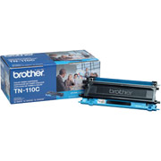 Brother TN-110C (Brother TN110C) Laser Toner Cartridge
