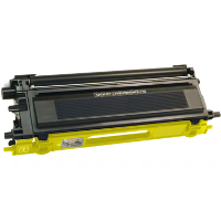 Brother TN-110Y Replacement Laser Toner Cartridge