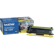 Brother TN-110Y (Brother TN110Y) Laser Toner Cartridge