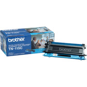 Brother TN-115C (Brother TN115C) Laser Toner Cartridge