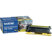Brother TN-115Y (Brother TN115Y) Laser Toner Cartridge