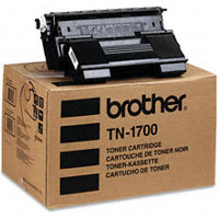 Brother TN-1700 Black Laser Toner Cartridge (Brother TN1700)