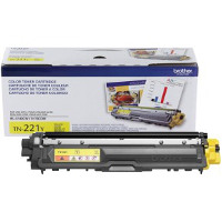 Brother TN-221Y (Brother TN221Y) Laser Toner Cartridge