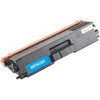 Compatible Brother TN-336C (TN336C) Cyan Laser Toner Cartridge