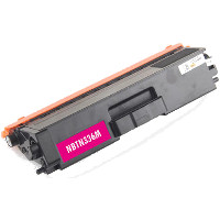 Compatible Brother TN-336M (TN336M) Magenta Laser Toner Cartridge