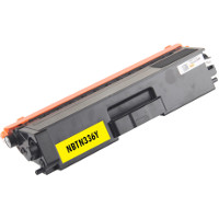 Brother TN-336Y (Brother TN336Y) Compatible Laser Toner Cartridge