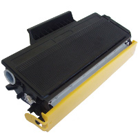 Brother TN-650 (Brother TN650) Compatible Laser Toner Cartridge