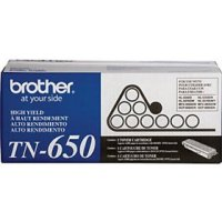 Brother TN-650 (Brother TN650) Laser Toner Cartridge