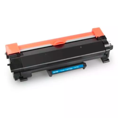 Compatible Brother TN-760 (TN760) Black Laser Toner Cartridge