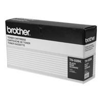 Brother TN02BK (Brother TN-02BK) Laser Toner Cartridge