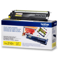 Brother TN210Y (Brother TN-210Y) Laser Toner Cartridge