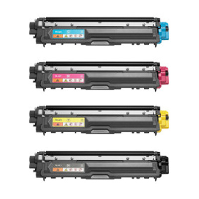 Compatible Brother TN-221BK / TN-225C / TN-225M / TN-225Y Laser Toner Cartridge MultiPack