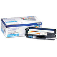 Brother TN310C (Brother TN-310C) Laser Toner Cartridge