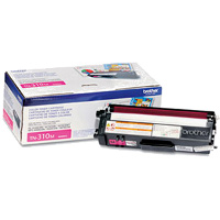 Brother TN310M (Brother TN-310M) Laser Toner Cartridge