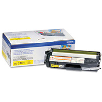 Brother TN310Y (Brother TN-310Y) Laser Toner Cartridge