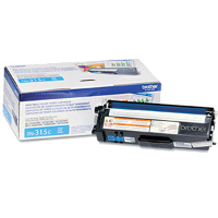 Brother TN315C (Brother TN-315C) Laser Toner Cartridge