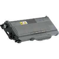 Service Shield Brother TN360 Black High Capacity Replacement Laser Toner Cartridge by Clover Technologies