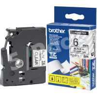 Brother TZ111 (Brother TZ-111) P-Touch Tapes (5/Pack)
