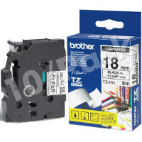 Brother TZ141 (Brother TZ-141) P-Touch Tapes (10/Pack)