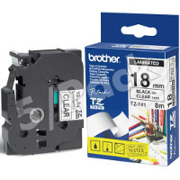 Brother TZ141 (Brother TZ-141) P-Touch Tapes (5/Pack)