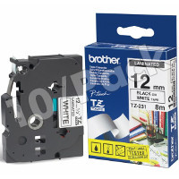 Brother TZ231 (Brother TZ-231) P-Touch Tapes (10/Pack)