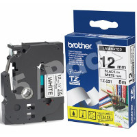 Brother TZ231 (Brother TZ-231) P-Touch Tapes (5/Pack)