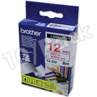 Brother TZ232 (Brother TZ-232) P-Touch Tapes (10/Pack)