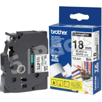 Brother TZ241 (Brother TZ-241) P-Touch Tapes (5/Pack)