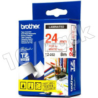 Brother TZ252 ( Brother TZ-252 ) P-Touch Tapes (10/Pack)