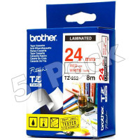 Brother TZ252 (Brother TZ-252) P-Touch Tapes (5/Pack)