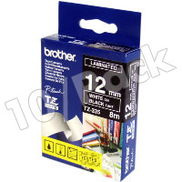 Brother TZ335 (Brother TZ-335) P-Touch Tapes (10/Pack)