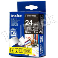 Brother TZ355 (Brother TZ-355) P-Touch Tapes (10/Pack)