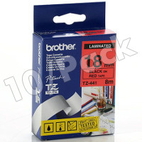 Brother TZ441 (Brother TZ-441) P-Touch Tapes (10/Pack)