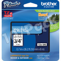 Brother TZ545 (Brother TZ-545) P-Touch Tapes (10/Pack)