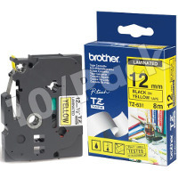 Brother TZ631 (Brother TZ-631) P-Touch Tapes (10/Pack)