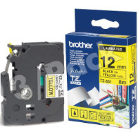 Brother TZ631 (Brother TZ-631) P-Touch Tapes (3/Pack)