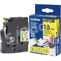 Brother TZ641 (Brother TZ-641) P-Touch Tapes (5/Pack)