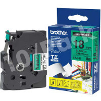 Brother TZ741 (Brother TZ-741) P-Touch Tapes (10/Pack)