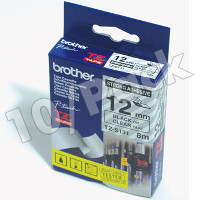 Brother TZS131 (Brother TZ-S131) P-Touch Tapes (10/Pack)