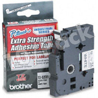 Brother TZS231 (Brother TZ-S231) P-Touch Tapes (10/Pack)
