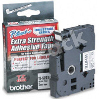 Brother TZS231 (Brother TZ-S231) P-Touch Tapes (3/Pack)
