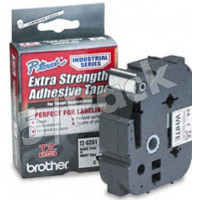 Brother TZS251 (Brother TZ-S251) P-Touch Tapes (5/Pack)