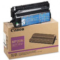 Canon MP20N01 Black Negative Micrographic Laser Toner Cartridge (M95-0411-010)
