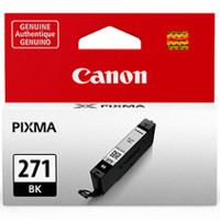Canon 0390C001 / CLI-271 Black Inkjet Cartridge