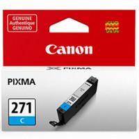 Canon 0391C001 / CLI-271 Cyan Inkjet Cartridge