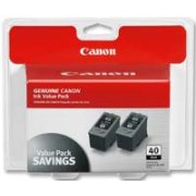 Canon 0615B013 InkJet Cartridge Twin Pack