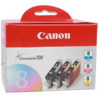 Canon 0621B016 InkJet Cartridge MultiPack