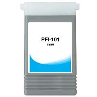 Canon 0884B001AA (Canon PFI-101C) Compatible InkJet Cartridge
