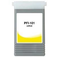 Canon 0886B001AA (Canon PFI-101Y) Compatible InkJet Cartridge